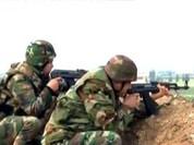 Quân đội Syria tiếp tục tấn công mở rộng địa bàn