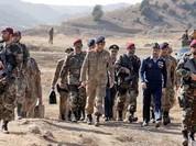 """Chùm video nóng chiến sự Syria: IS """"vạch áo"""" Thổ Nhĩ Kỳ, tăng T-72 chống xe bom, đặc nhiệm Iraq diệt khủng bố"""