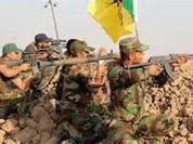 Hezbollah đập tan cuộc tấn công của IS trên biên giới Syria - Lebanon