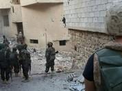 Quân đội Syria và phiến quân giao tranh dữ dội tại Nam Aleppo