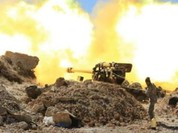 Video: Lính Syria săn khủng bố, trực thăng Syria lần đầu hạ cánh xuống Kweires