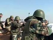 Diệt khủng bố, quân đội Syria quyết dọn sạch biên giới Thổ Nhĩ Kỳ
