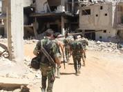 Quân đội Syria tấn công quy mô lớn, diệt hàng trăm chiến binh IS