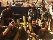 Quân đội Syria chiếm 59 địa bàn quan trọng trong 68 ngày
