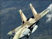 Không quân Israel bất ngờ tập kích Damascus