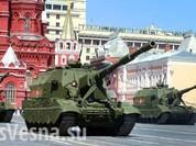 Choáng với tốc độ và độ chính xác của pháo tự hành Koalitsiya