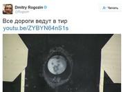 Phó thủ tướng Rogozin bắn súng như anh hùng Hollywood