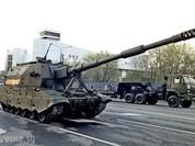 Pháo tự hành SAU Koalitsiya – robot chiến trường