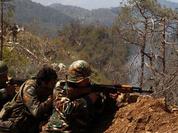 Quân đội Syria tấn công Maheen và chiếm 5 cao điểm trên biên giới Thổ
