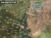 Quân đội Syria tấn công ở Latakia, đánh chiếm Khan Touman ở Aleppo