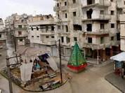 Syria trong bão tố: Chiến sự dữ dội, Liên hợp quốc ra nghị quyết