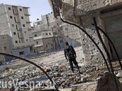 Quân đội Syria vây hãm khủng bố ở Darayya, chuẩn bị tiêu diệt