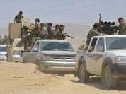 Lực lượng vũ trang Syria dồn dập đánh chiếm, phiến quân náo loạn rút lui