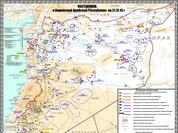Tấn công với T-90 ở Aleppo, thế phong tỏa biên giới Thổ Nhĩ Kỳ của quân đội Syria rõ dần