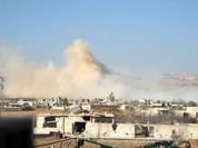 Nữ binh Syria xung trận, diệt khủng bố ở Damascus