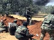 Lữ đoàn 103 tiếp tục dồn khủng bố về biên giới Thổ Nhĩ Kỳ