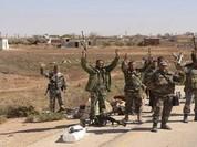 Quân đội Syria diệt hàng loạt chiến binh khủng bố ngày Giáng sinh