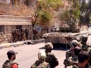 Quân đội Syria đẩy mạnh tấn công ở tỉnh Idlib