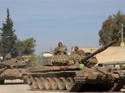 Quân đội Syria tấn công dữ dội giành thành phố Sheikh Miskeen