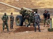 Quân đội Syria quyết liệt tấn công đóng cửa biên giới Jordan