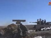 Quân đội Syria tiếp tục cuộc chiến đường phố Sheikh Miskeen, Daraa