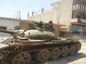Quân đội Syria tấn công mạnh ngày cuối năm, diệt hàng loạt tay súng khủng bố