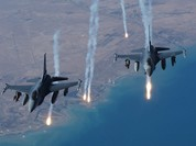 Video: Không quân liên minh do Mỹ dẫn đầu không kích IS