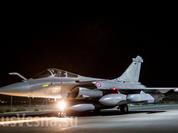 Không quân Pháp phá hủy trung tâm tên lửa IS ở Syria