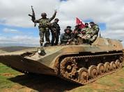 Bộ binh và không quân Syria phối hợp diệt nhiều tay súng khủng bố