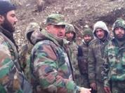 Quân đội Syria diệt hàng chục tay súng khủng bố Bắc Latakia