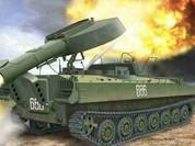 """Nghi vấn """"Hỏa long"""" UR-77 phá trận địa mìn IS ở Syria?"""