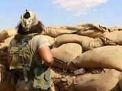 Video: Cận cảnh trận địa phòng thủ của chiến binh nổi dậy