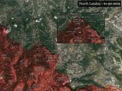Lữ đoàn 103 dội bão tuyết xuống phiến quân Hồi giáo ở Latakia