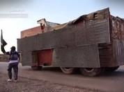 Video: Quân đội Syria phá hủy một xe bom tự sát IS