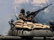Quân đội Syria tấn công các ngọn núi quanh thành phố Salma