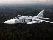 Máy bay ném bom chiến trường Su-24M