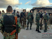 Video: Cận cảnh Lực lượng Tigers giải phóng thị trấn Ayishah