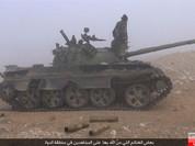 Lực lượng NDF bất ngờ thất bại ở Palmyra