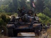 Hệ thống phòng thủ của phiến quân nổi dậy sụp đổ ở Latakia