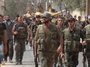 Video: Phiến quân Hồi giáo cực đoan chiến đấu bằng...đá