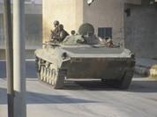 Quân đội Syria phát triển mạnh trong chiến tranh chống khủng bố
