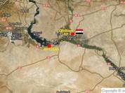 Video: Quân đội Syria mở đường tiến về tỉnh Raqqa, Syria