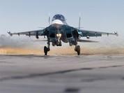Không quân Nga xuất kích hơn 5000 lần, bắt đầu viện trợ nhân đạo cho Syria