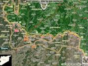 Lữ đoàn 103 mở hai hướng tấn công vào thị trấn Al-Rabi'yah của FSA