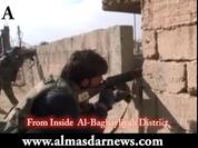 Video: Cận cảnh khu phố Al-Baghayliah được giải phóng