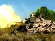 Phát huy thế công, lữ đoàn 103 đánh chiếm hai ngọn núi gần Al-Rabi'yah