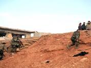 Bẻ gãy trận tấn công IS, quân đội Syria phản kích ở Deir Ezzor