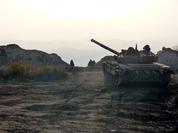 Quân đội Syria tấn công chiếm làng Harbinafseh phía nam Hama