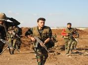 Các đơn vị quân đội Syria tích cực tìm diệt khủng bố