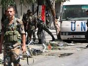 Quân đội Syria giải phóng nhiều làng ở miền Bắc Lattakia